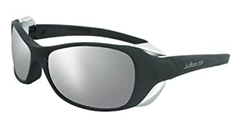 Julbo Dolgan Mountain Large Sunglasses, Soft Black