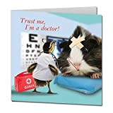 Guinea Pig - Get Well Soon Card