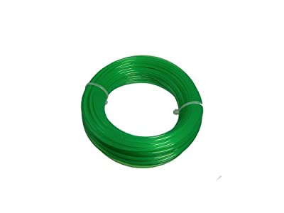 (Pack Of 2) Nylon Strimmer Line 2Mm X 15 Metres Hd Petrol & Electric Strimmers