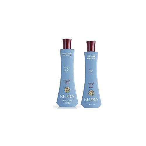 Neuma Sulfate Free Moisture Shampoo 10.1 Oz. & Conditioner 8.5 Oz. Duo (Gluten Free Roux compare prices)