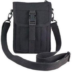 Black Venturer Travel Portfolio Bag