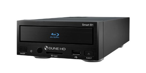 Dune HD Smart B1 Flagship High Definition Network Media Player with Blu-Ray Player