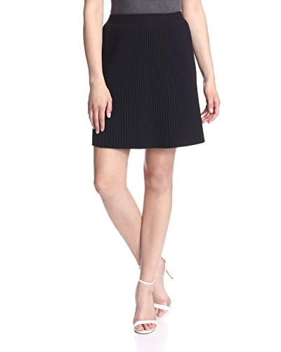 Rebecca Taylor Women's Pleated Stretch Skirt