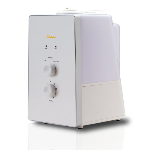 Crane Ee-8065 Crane Germ Defense Humidifier - Manual, White - 1