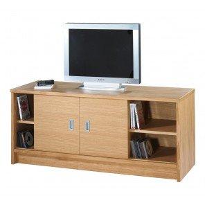 Schöne Möbel nicht lieben TV 2-turig 1 Schubkasten, eiche natur