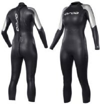 Orca Womans Sonar Triathlon Wetsuit 2008 Small