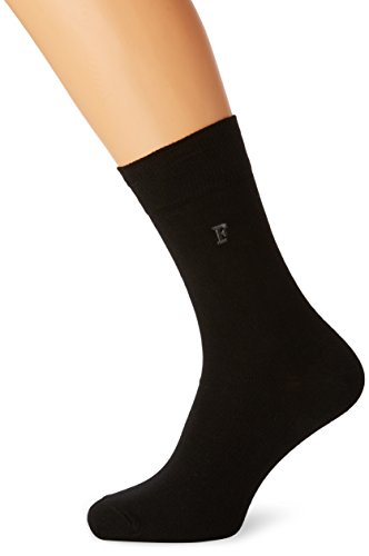 french-connection-mens-3-pack-waterfall-calf-socks-black-one-size