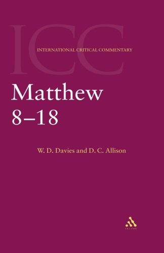 Commentary on Matthew 13:24-30, 36-43
