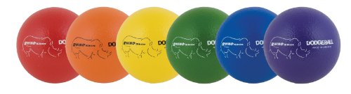 champion-sports-rhino-skin-low-bounce-dodgeball-6-inch-set-of-6-multi-color