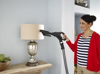 Amazon Com Samsung Motionsync Bagless Canister Vacuum