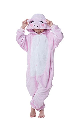 [Newcosplay Children Costumes Kigurumi Pajamas Animal Onesies Cosplay Homewear Sleeping Wear (6-height 48~50
