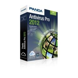 Panda Antivirus Pro 2012 1 licencia