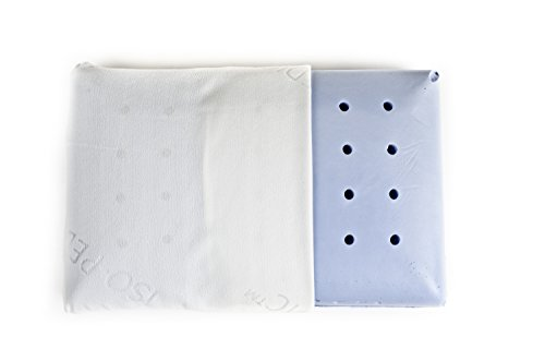 classic-memory-foam-vented-cooling-pillow-orthopedic-hypoallergenic-neck-support-pillows-for-back-st