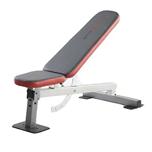 Weider Club Utility Bench Adjustable Weight Benches Sports Outdoors