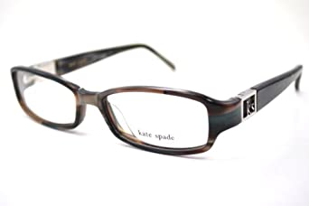 Kate Spade Florence Eyeglass Frames : Amazon.com: KATE SPADE Eyeglasses FLORENCE 0IC8 Abalone ...
