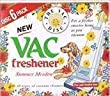 Vac disc freshener  6 pack, vacuum