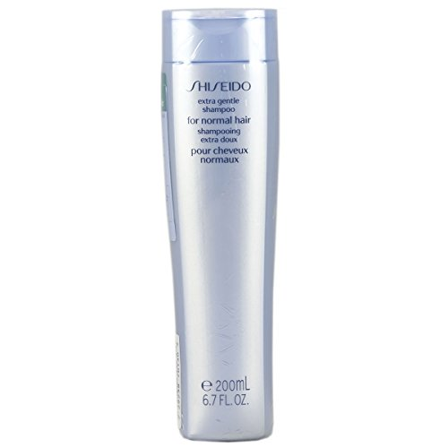 Shiseido Shampoo, Haircare Extra Gentle For Normal Hair, 200 ml