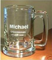 Personalized 15oz Beer Mug