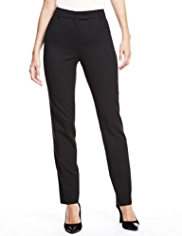 M&S Collection New Wool Rich Modern Slim Leg Trousers