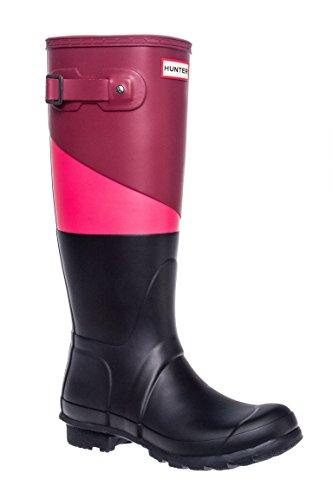 Original Asymmetric Color Block Rain Boot
