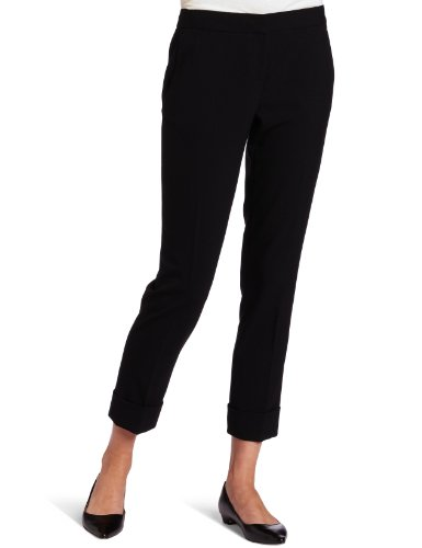 Vince Camuto Women's Skinny Cuffed Cropped Pant