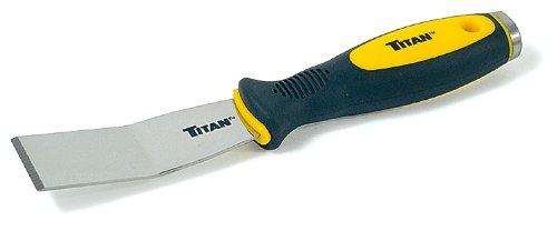 "Titan Tools 11508 1-1/4"" Offset Stainless Steel Scraper"
