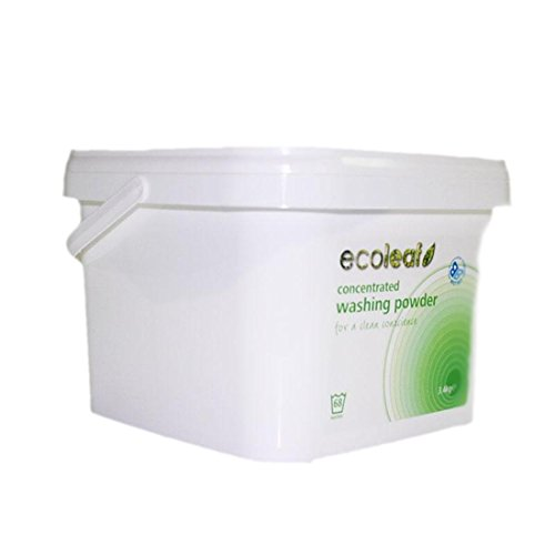 Ecoleaf | Washing Powder Concentrated | 4 x 3.4KG