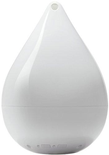 スリーアップ アロマ加湿器 ドロップ RCW-20 ホワイト