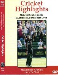 Australia vs Bangladesh: 2005