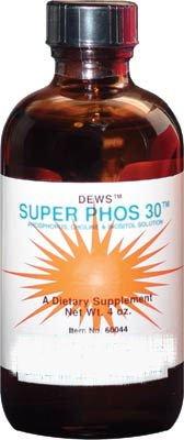 Super Phos 30 Liver and Gallbladder Cleanse! 4 Oz Bottle!