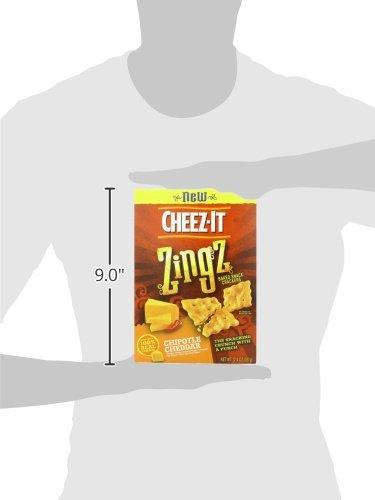 Amazoncom Customer reviews CheezIt Zingz Wafer