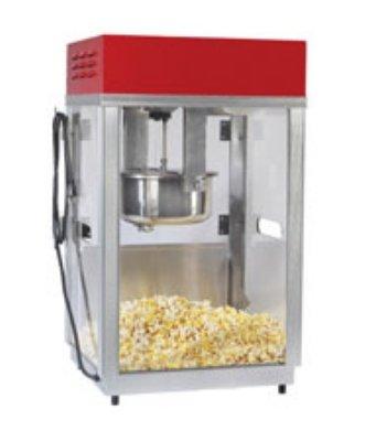 Gold Medal 2660Sr 120240 Portable Popcorn Machine W/ 6-Oz Kettle & Red Top, 120/240 V, Each