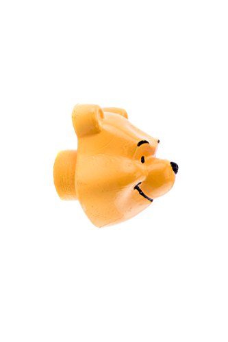 Klaxon Kids Pooh Door Knob for Drawer and Cabinet Pull