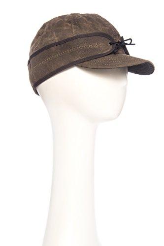 Men's Waxed Cotton Cap