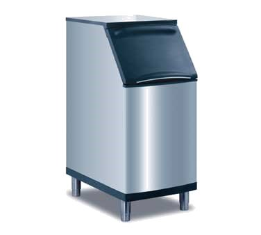 "Manitowoc B-420 Ice Bin - 310 Lb. Capacity, 22""Wx34""Dx50""H 1 Each back-549899"