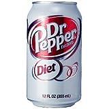 ドクターペッパー飲み比べ