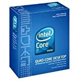 Intel I7-930 Bloomfield Quad Core Processor (2.80 Ghz,8mb Cache,qpi 4.8 Gt/sec,socket 1366,45nm,3 Year Warranty,retail Boxed)by Intel