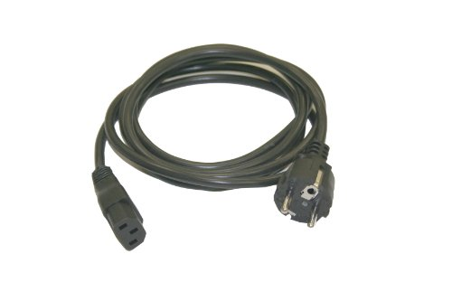 Interpower 86230400 Continental European AC Cord
