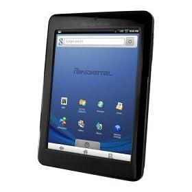 Pandigital Multimedia Novel 7 Android Multimedia eReader & Color Tablet - OPEN BOX