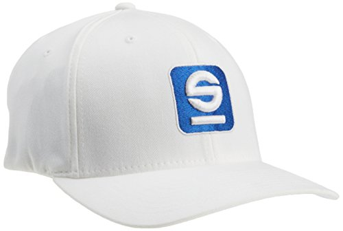 Sparco Sp12B S Icon White Large/Xl Cap