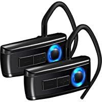Nolan MINI-2PK Mini Bluetooth Headset Bonus 2-Pack
