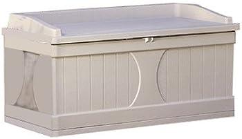 Suncast 99 Gallon Deck Box