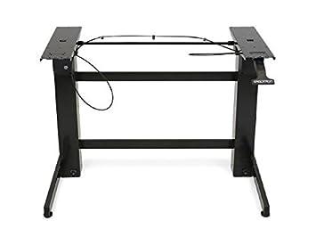 Ergotron WorkFit Base Computer Desk - Black