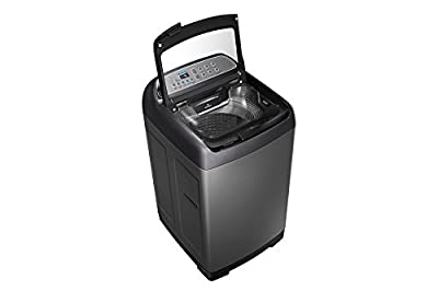 Samsung WA70H4400HA/TL Fully-automatic Top-loading Washing Machine (7 Kg, Inox)