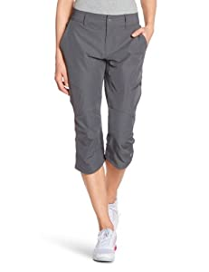 Columbia Women's Lac Blanc Stretch Knee Pant - Grill(US-4,UK-8)