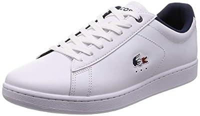 [ラコステ] Shoes メンズ Carnaby Evo 119 7 ホワイト Eu 40a(25.5 Cm)