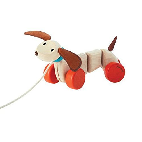 Plan Toys Happy Puppy