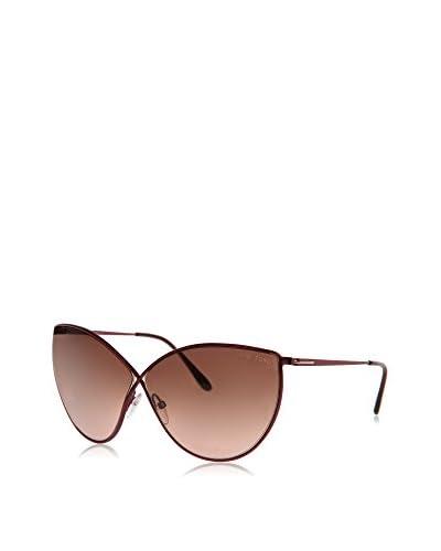 Tom Ford Gafas de Sol Evelyn (66 mm) Marrón