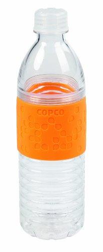 Copco-2510-2183-Chevron-Hydra-Bottle-169-Ounce-Neon-Orange-Dots