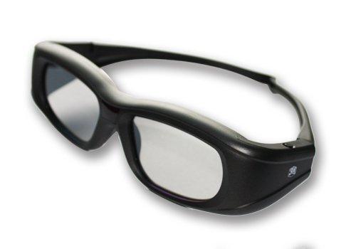 3D Active 3D Shutterbrille Universal 3D Brille für Panasonic, Sony, Samsung, Philips, LG, Sharp, Toshiba, Mitsubishi für Infrarot betriebene 3D Fernseher NEU von der Marke PRECORN (BITTE PRODUKTBESCHREIBUNG ZWECKS KOMPATIBILITÄT BEACHTEN)